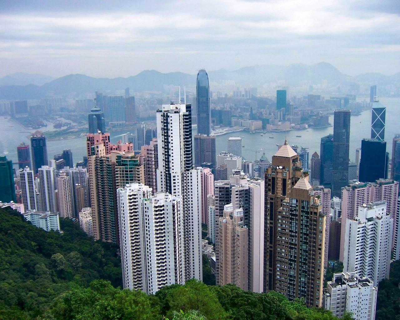 Оффшор Гонконг