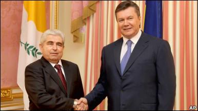 Янукович-Христофиас
