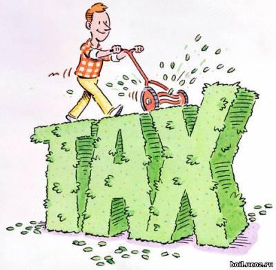 Снижение налога на прибыль в Украине